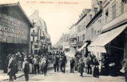 Moulins Rue Regemortes - Moulins