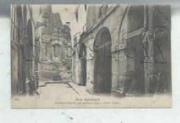 Paris 4ème Arrondissement (75) : La Rue Eginhard En 1920  PF. - Paris (04)