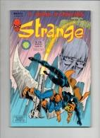 Strange N°219 La Division Alpha - L'araignée - Iron Man - Les Vengeurs De 1986 - Strange