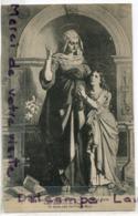 - Jérusalem  - Eglise De St Anne Avec La T S Vierge Marie, Non écrite, Carte Rare, épaisse, TTBE, Scans. - Israel