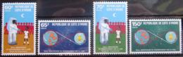 COTE D'IVOIRE                   N° 529/532                    NEUF** - Côte D'Ivoire (1960-...)