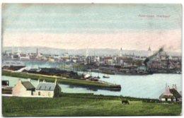 Aberdeen - Harbour - Aberdeenshire