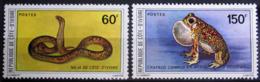COTE D'IVOIRE                   N° 549/550                    NEUF** - Côte D'Ivoire (1960-...)