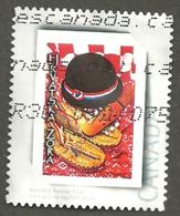 Sc. #2064 Picture Postage, Croation Dancers Private Printing Single 2012 K276 - 1952-.... Règne D'Elizabeth II