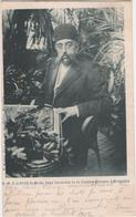 Le Shah De Perse Dans Les Serres De La Légation Persane à Bruxelles - Royal Families