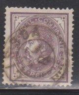 PORTUGAL Scott # 55 Used - King Luiz I - 1862-1884 : D.Luiz I