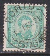 PORTUGAL Scott # 59 Used - King Luiz I - 1862-1884 : D.Luiz I