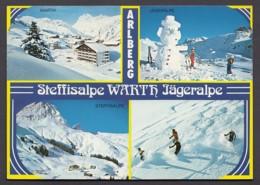 Warth Am Arlberg - Steffisalpe Und Jägeralpe - Warth