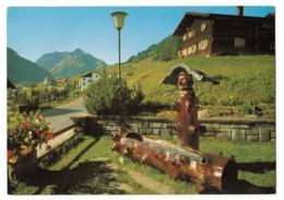 Hirschegg Im Kleinwalsertal - Ignatzbrunnen - Kleinwalsertal