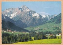 Kleinwalsertal (Kleines Walsertal) - Hirschegg, Riezlern Und Mittelberg - Kleinwalsertal