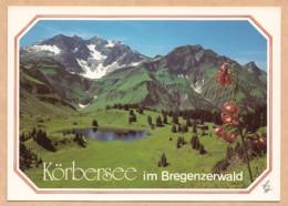 Schröcken - Der Körbersee Im Bregenzerwald - Schröcken