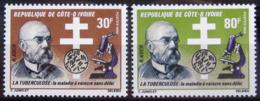 COTE D'IVOIRE                   N° 617/618                    NEUF** - Côte D'Ivoire (1960-...)