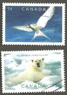Sc. #2386 & 87 Preserving The Poles 2009 Pair Used K302 - 1952-.... Règne D'Elizabeth II