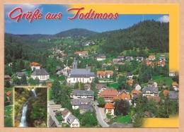 Todtmoos Im Südlichen Hochschwarzwald - Blick Auf Den Kurort - Todtmoos