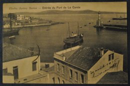 Grece La Canee Entree Du Port - Grèce