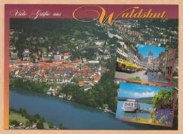Viele Grüsse Aus Waldshut Am Hochrhein - 3 Ansichten - Waldshut-Tiengen