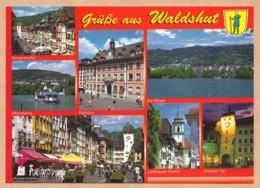 Grüsse Aus Waldshut Am Hochrhein - 7 Ansichten - Waldshut-Tiengen