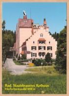 Grafenhausen-Rothaus - Lkr. Waldshut - Badische Staatsbrauerei Rothaus AG - Waldshut-Tiengen