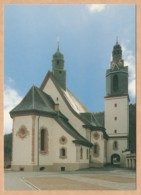 Todtmoos Im Schwarzwald - Pfarr- U. Wallfahrtskirche Unserer Lieben Frau - Todtmoos