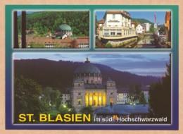 St. Blasien Im Südl. Hochschwarzwald - 3 Ansichten - St. Blasien