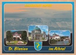 St. Blasien Im Albtal - Südlicher Hochschwarzwald - 4 Ansichten - St. Blasien