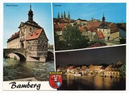 Bamberg - Altes Rathaus, Altstadt U. Klein Venedig - Bamberg