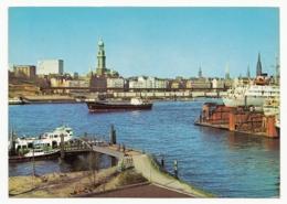 Hamburg - Der Hafen - Mitte