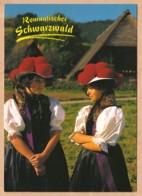 Romantischer Schwarzwald - Gutacher Tracht - Gutach (Schwarzwaldbahn)