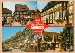 Gruss Aus Dem Schönen Einbeck - 4 Ansichten - Einbeck