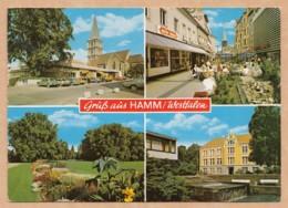 Hamm In Westfalen - 4 Ansichten - Hamm