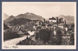 Füssen Im Allgäu - Kloster St. Mang Und Hohes Schloss - Fuessen