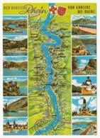 Der Deutsche Rhein - Von Koblenz Bis Mainz - Germany