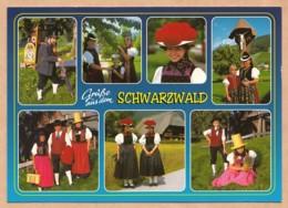 Grüsse Aus Dem Schwarzwald - Schwarzwälder Trachten - Germany