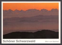 Schwarzwald-Idylle - Blick Vom Belchen - Germany