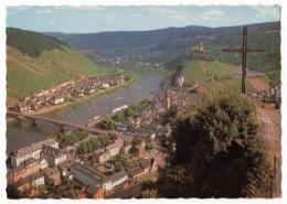 Cochem An Der Mosel - Blick Vom Pinnerkreuz - Cochem