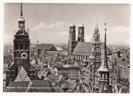 München - Blick Von Der Heiliggeistkirche Auf Die Stadt - Muenchen