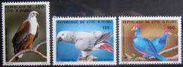 COTE D'IVOIRE                   N° 660/662                    NEUF** - Côte D'Ivoire (1960-...)