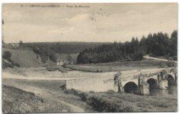 Chiny-sur-Semois - Pont St-Nicolas - Chiny