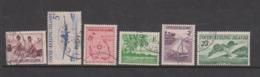 Cocos Keeling Islands SG 1-6 1963 Definitives,used, - Kokosinseln (Keeling Islands)