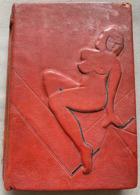 ↂ MAGRE LA LUXURE DE GRENADE 1926 ENVOI AUTOGRAPHE SIGNÉ FREDDY RELIURE PIN-UP ART DECO EXEMPLAIRE NUMÉROTÉ S/ HOLLANDE - Livres Dédicacés