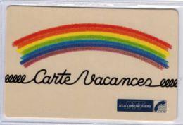 A SAISIR - RARE - A22 - Carte Vacances Cartonnée Neuve - Voir Scans - France