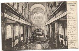 Tournai - Collège Notre-Dame - Eglise - Tournai