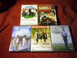 LOT DE 5 DVD   POUR 10 EUROS ( Lot  232 ) - DVDs