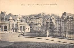 LIEGE - Gare Du Palais Et Vue Vers Pierreuse - Liège