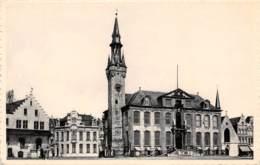LIER - Stadhuis En Belfort - Lier