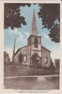 GIRECOURT SUR DURBION - L'Eglise Et Le Monument Aux Morts - Sonstige Gemeinden
