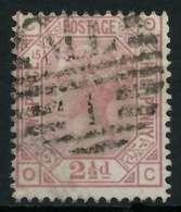 GROSSBRITANNIEN 1840-1901 Nr 47 PL15 Gestempelt X86906E - 1840-1901 (Victoria)