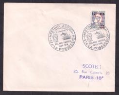 France - 1968 - Cachet De La Poste - Roland Garros - Other