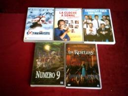 PROMO  5 DVD ° POUR 10 EUROS °  LOT 81 - DVDs