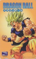 Carte Prépayée Japon - MANGA - DRAGON BALL ** ONE PUNCH ** - ANIME Japan Prepaid Tosho Card - BD COMICS Karte - 11643 - BD